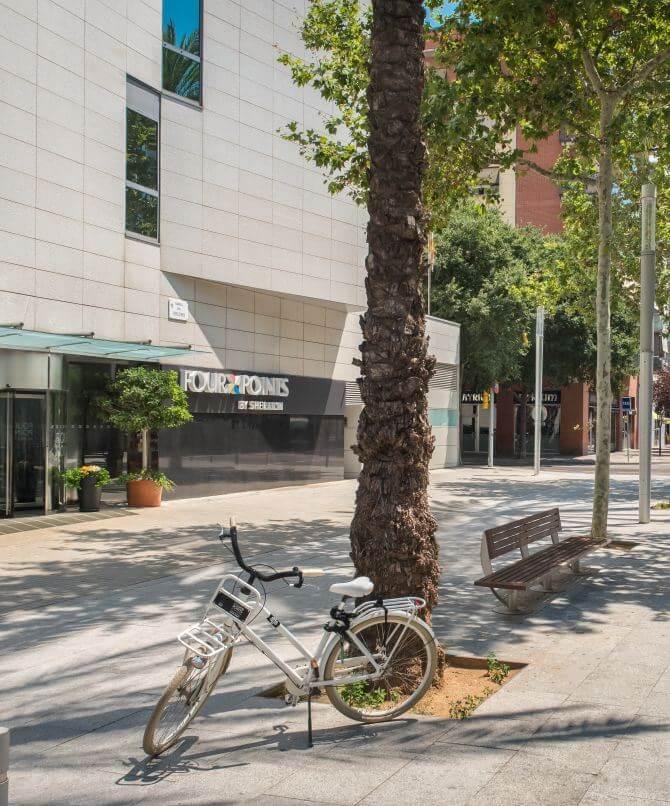 Galeria d'Imatges al Four Points By Sheraton Barcelona Diagonal