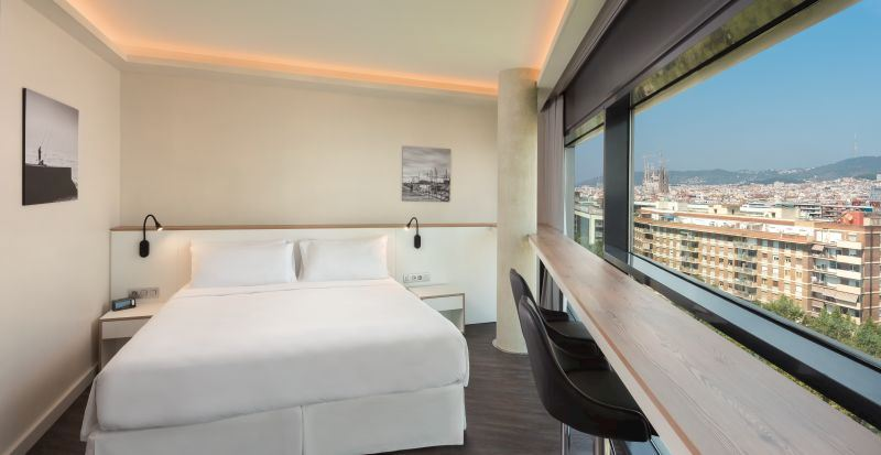 Galeria d'Imatges al Four Points By Sheraton Barcelona Diagonal