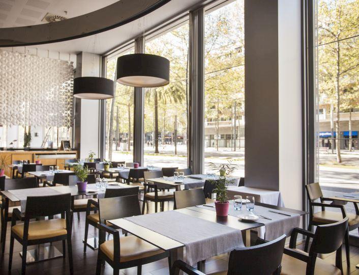 Restaurant La Avenida al Four Points Barcelona