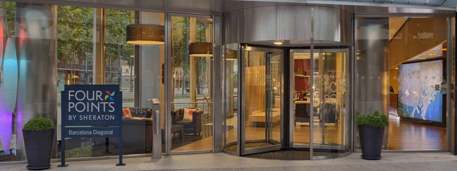 Lobby   Four Points by Sheraton Barcelona Diagonal