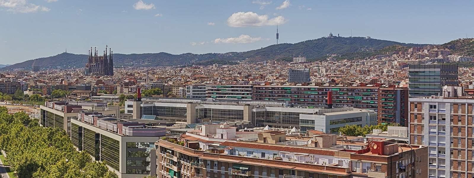 Lobby | Four Points by Sheraton Barcelona Diagonal