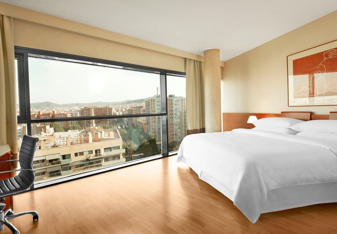 Habitacions Corner | Four Points Barcelona