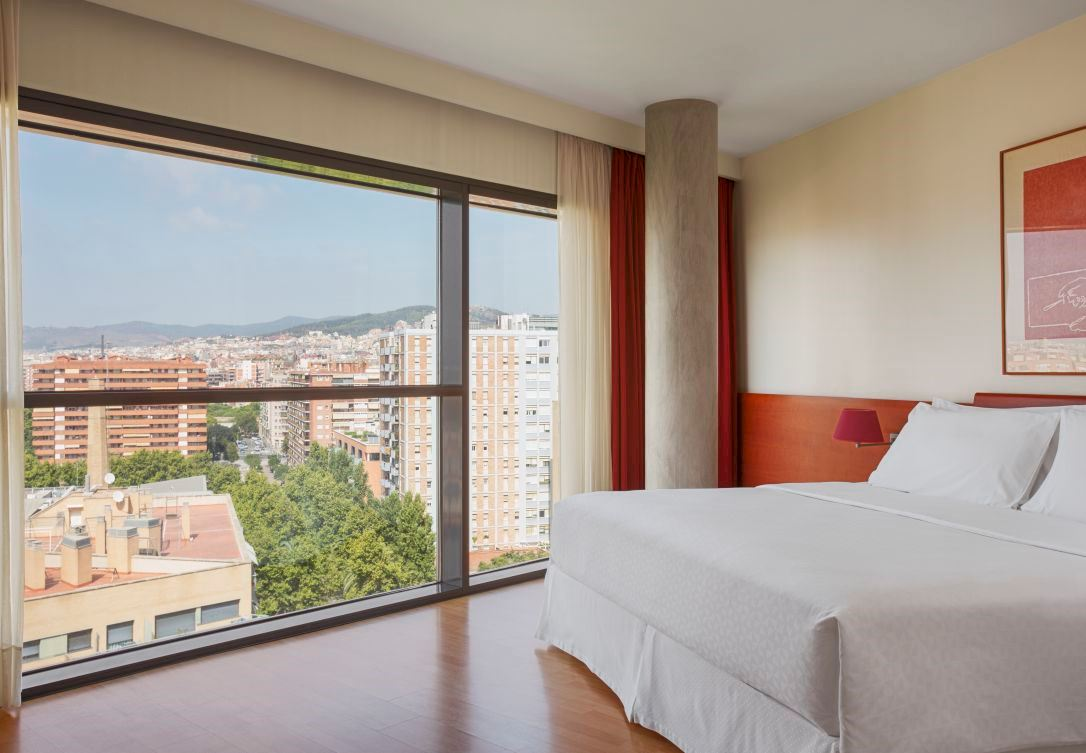 Habitació Executive   Four Points Barcelona
