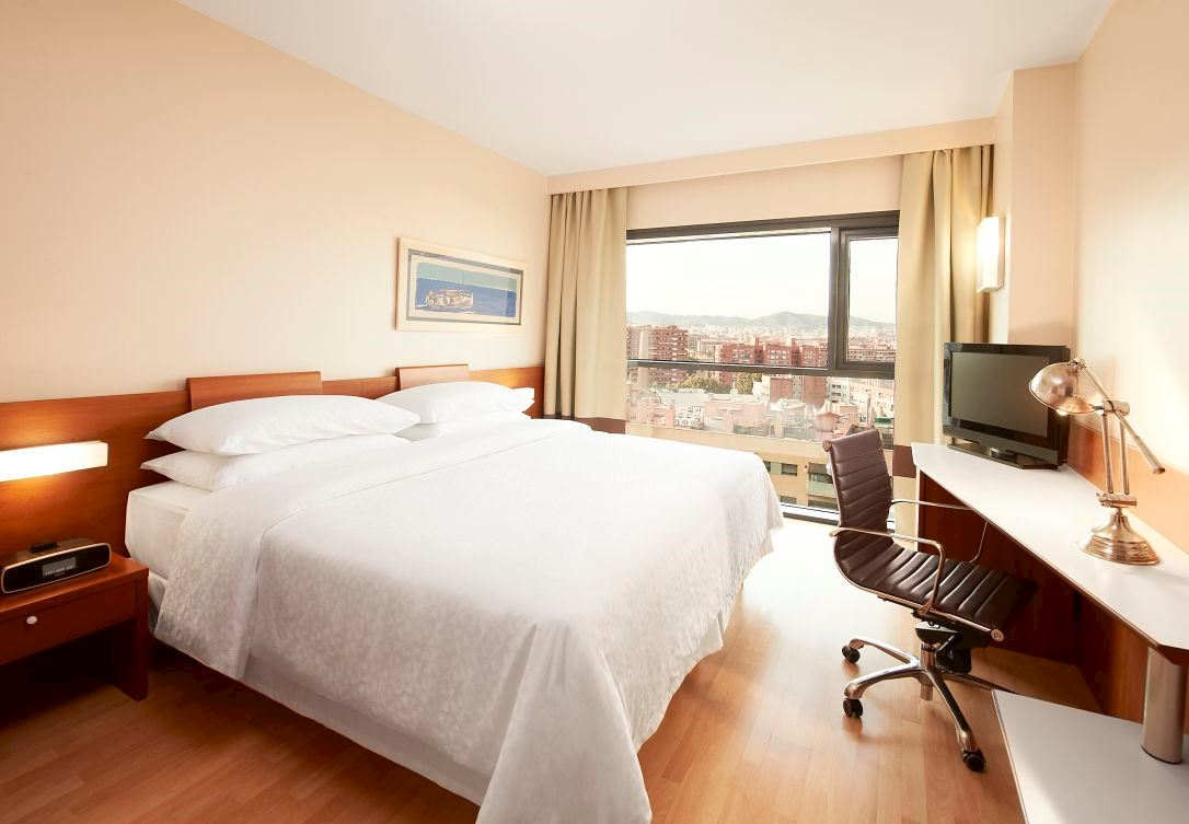 Habitacions Preferred   Four Points Barcelona