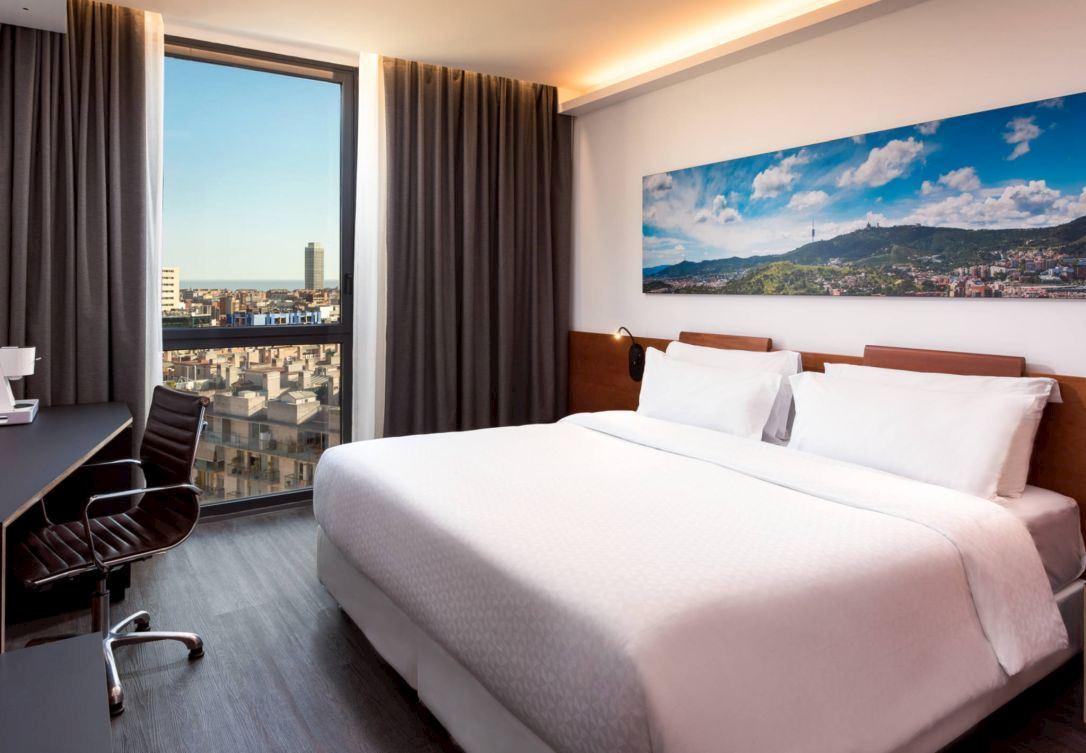 Habitacions Premium   Four Points Barcelona